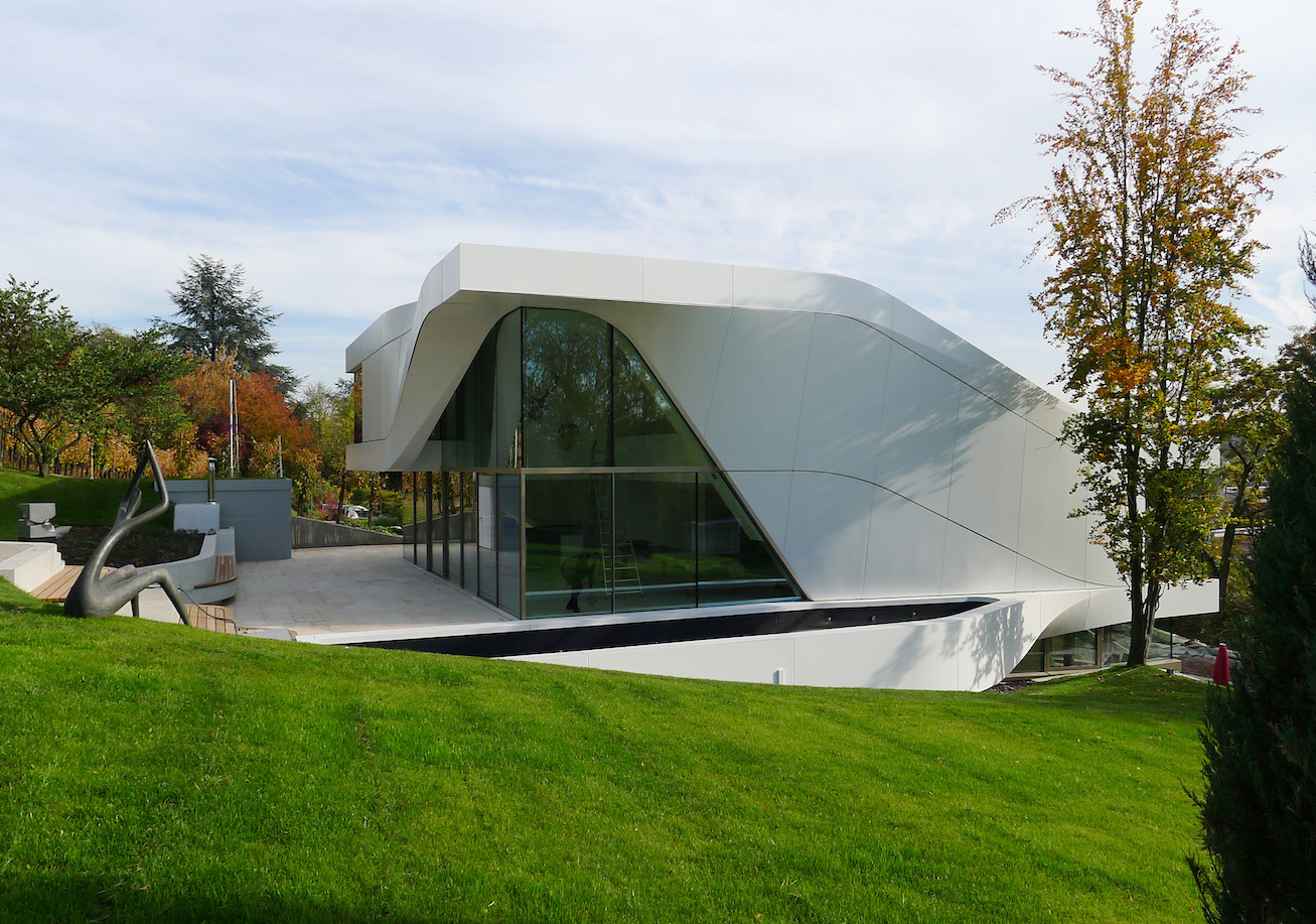 Haus am Weinberg bei Stuttgart – Guggenberger Ott