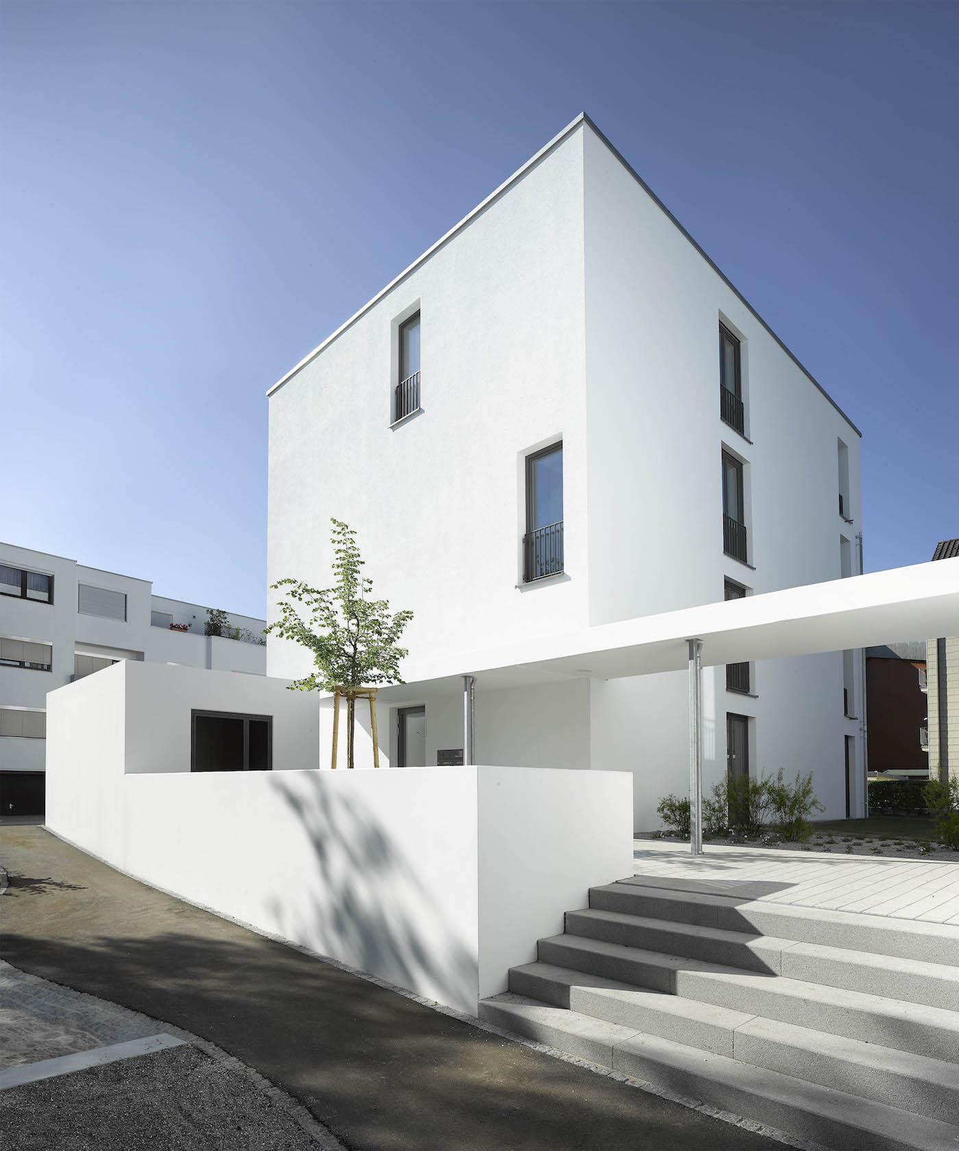 Architekten Reutlingen wohnbebauung am lerchenbuckel reutlingen guggenberger ott