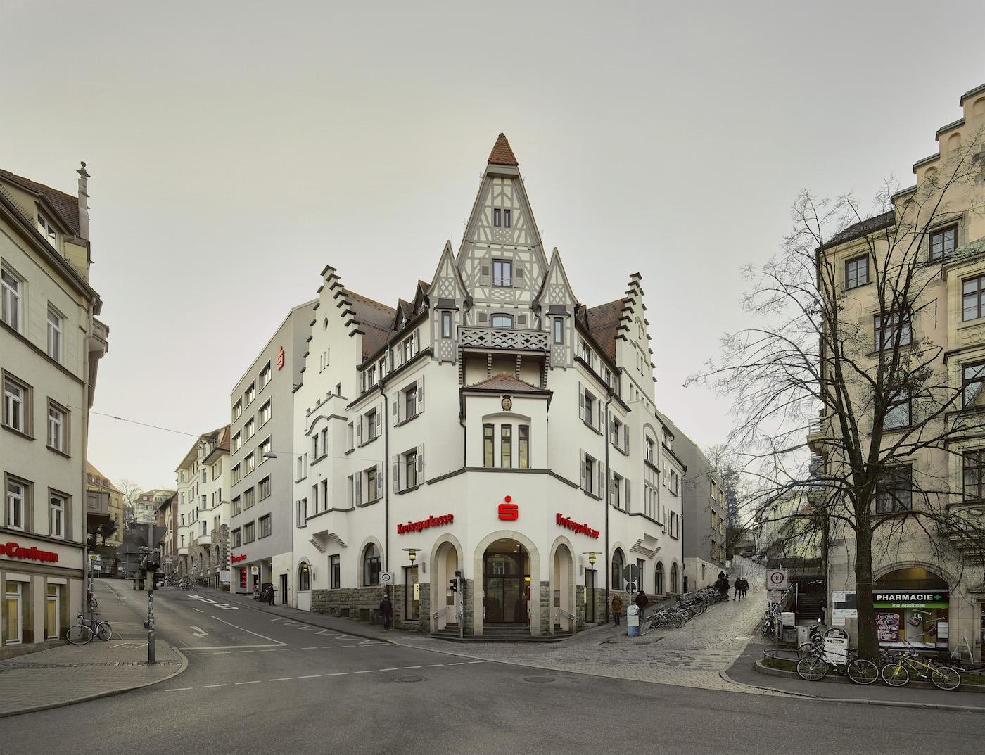 Hauptgeschäftsstelle KSK Tübingen