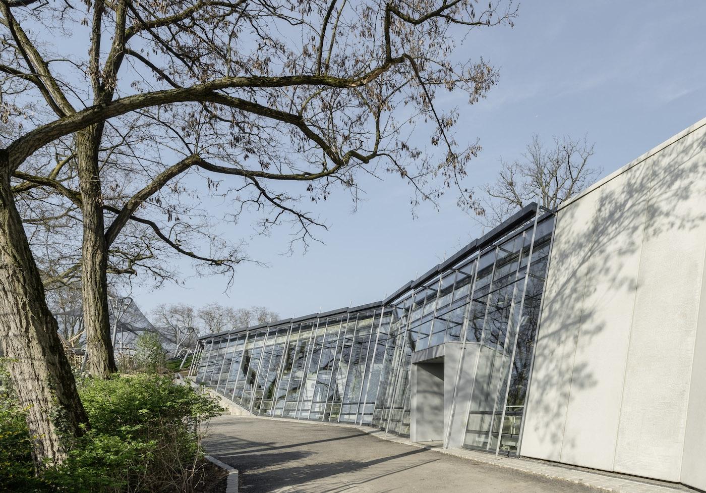 Affenhaus Wilhelma Stuttgart