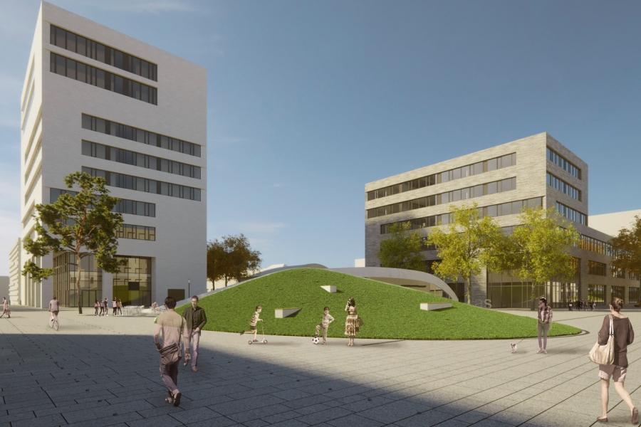 Hochschulcampus Heilbronn BA 2-4