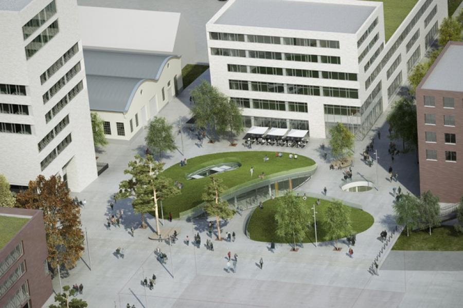 Bildungscampus Heilbronn BA 2-4