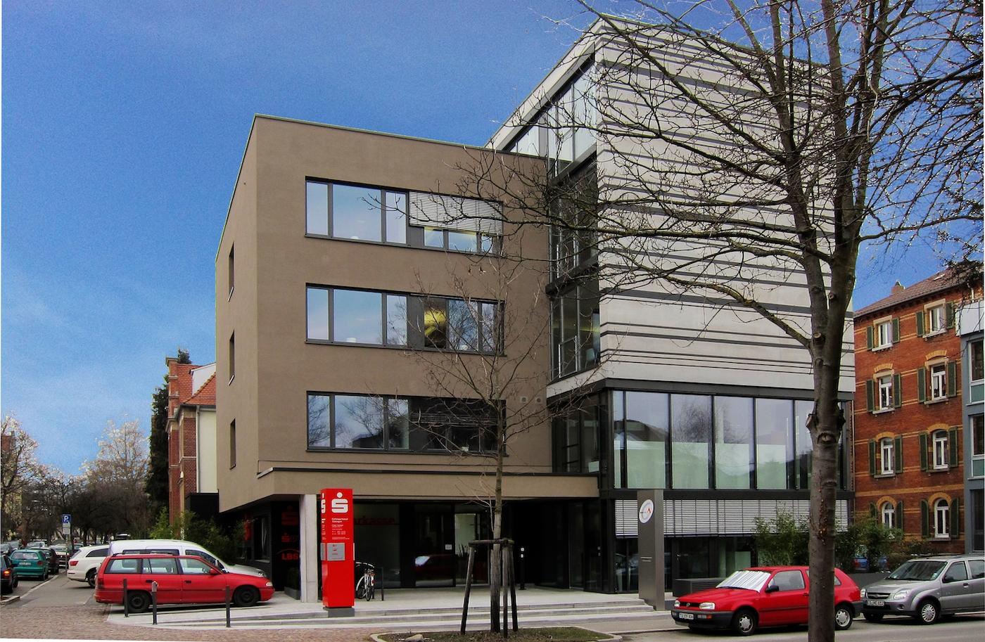 Büro- und Geschäftsgebäude H22 Tübingen