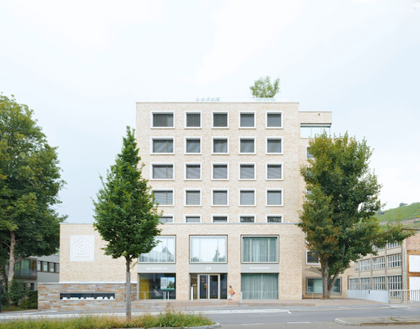Büro- und Appartementgebäude Esslingen