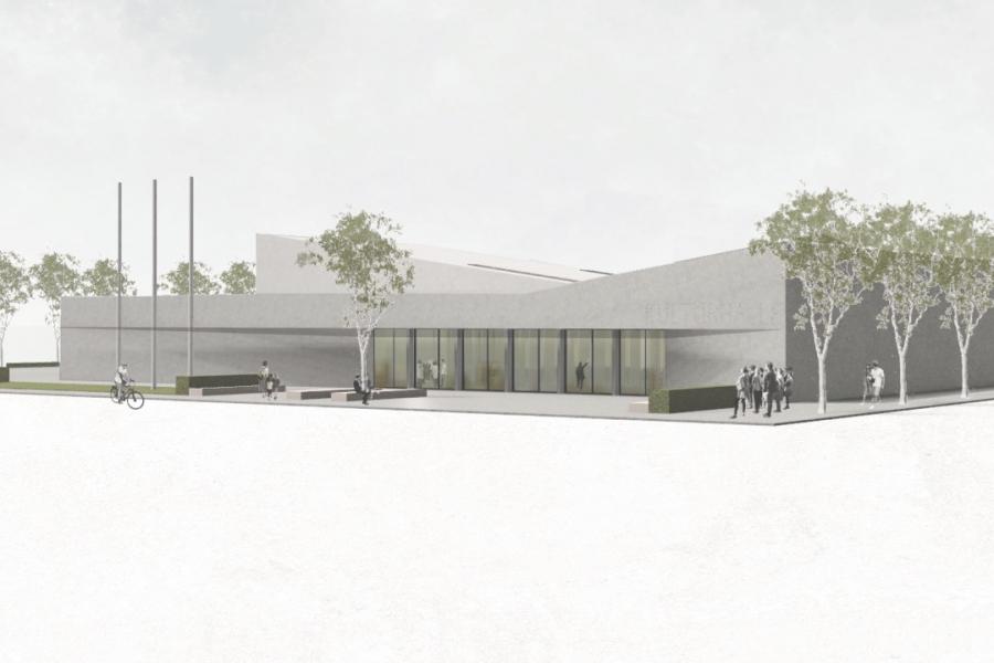 Stadt- und Kulturhalle Gammertingen