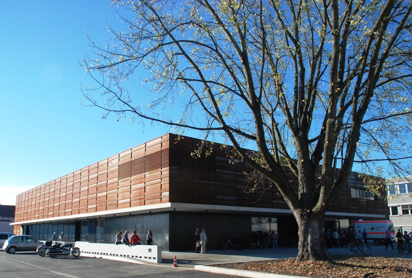 Mehrzweckhalle Weißenhorn