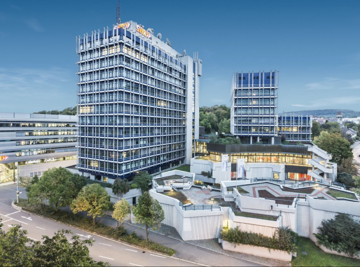 Studiolandschaft Südwestrundfunk Stuttgart